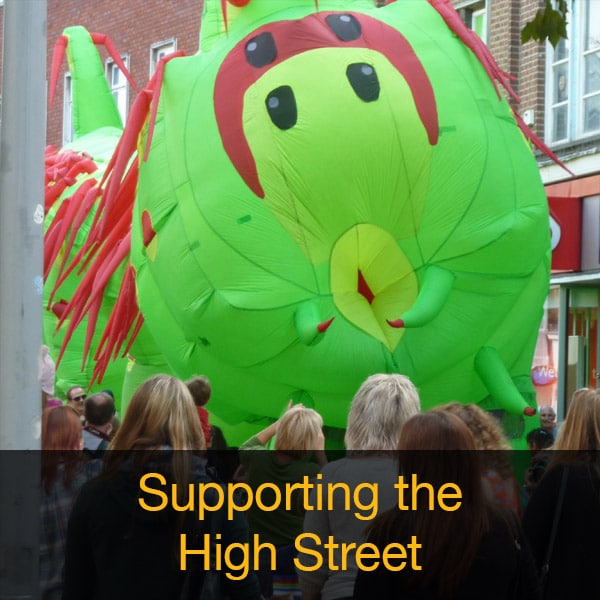 Supporting the High Street