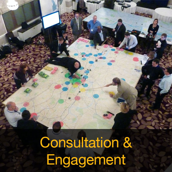 Changing Minds: Consultation & Engagement