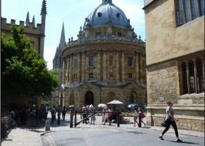 University of Oxford Central Area Parking Demand Review