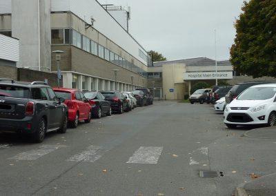 Princess Elizabeth Hospital, Guernsey, Parking Management Plan