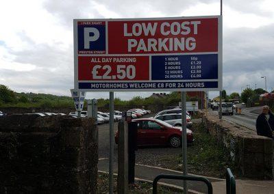 Whitehaven Parking Study