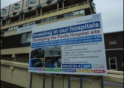 University Hospitals Dorset NHS Foundation Trust Parking Review